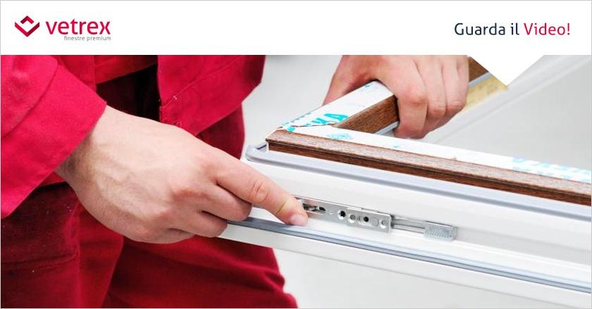 Quando la ferramenta per finestre in PVC fa la differenza