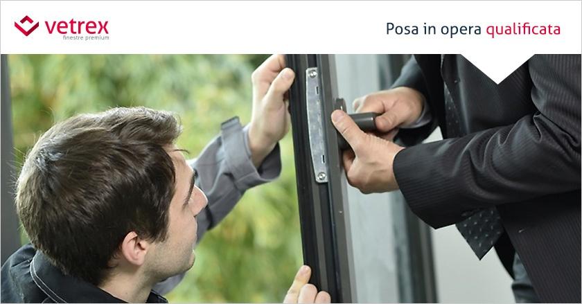 Montaggio Finestre PVC a Prova di Ladri