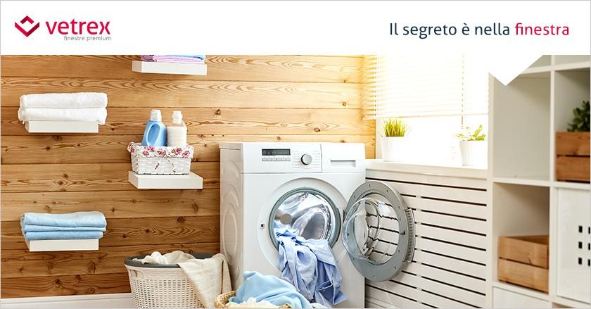 Organizzare la lavanderia di casa come togliere l 39 umidit - Come togliere l umidita in casa ...